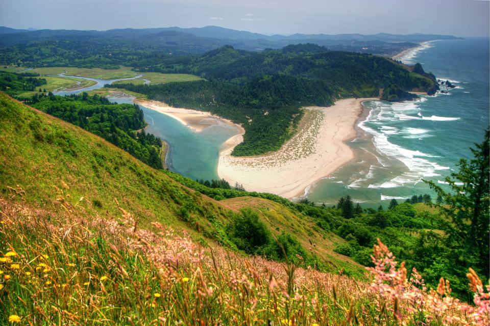 Cascade Head View, Lincoln City, OR