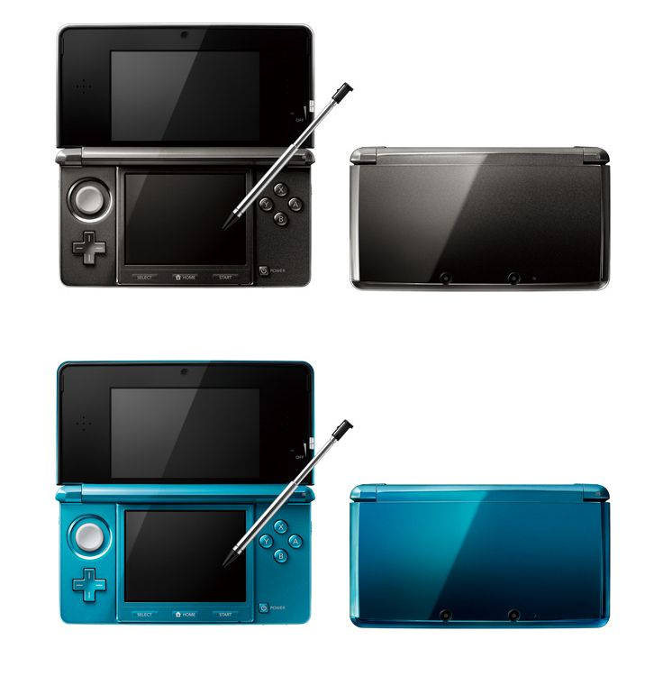 The Nintendo 3DS