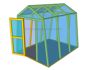 11 free diy greenhouse plans free plan to build a small greenhouse from how to specialist solutioingenieria Choice Image