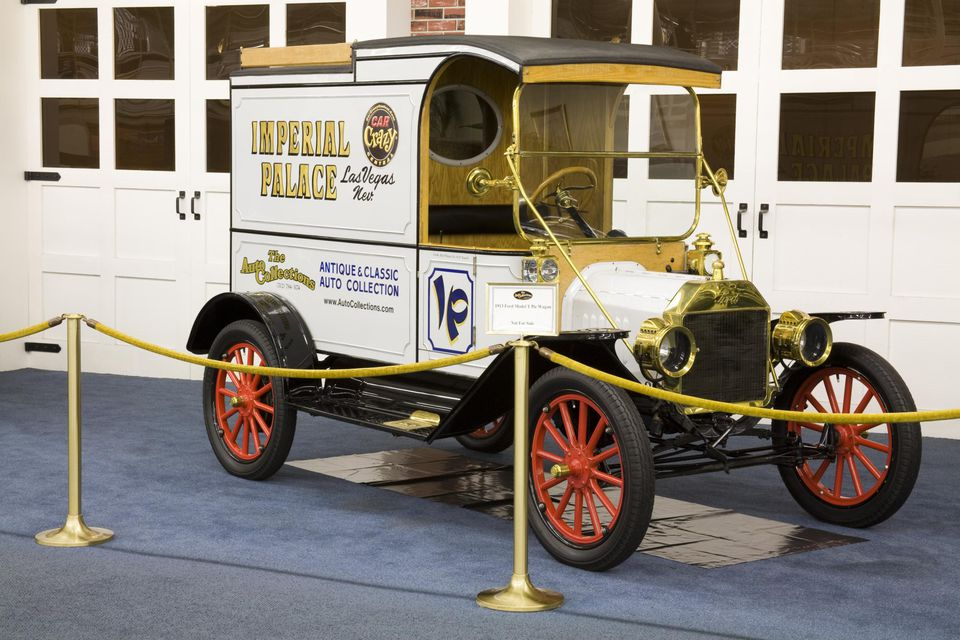 The Auto Collection At The Linq Las Vegas