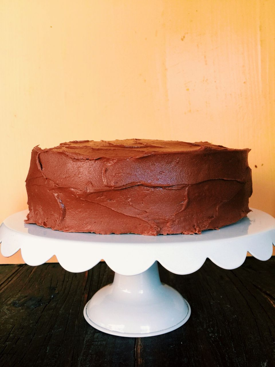 Very Chocolately Buttercream Frosting