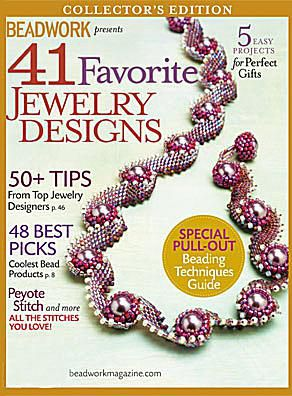 Beadwork Presents 41 Favorite Jewelry Designs 2009