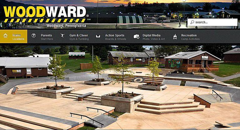 Skateboard Camps - Camp Woodward