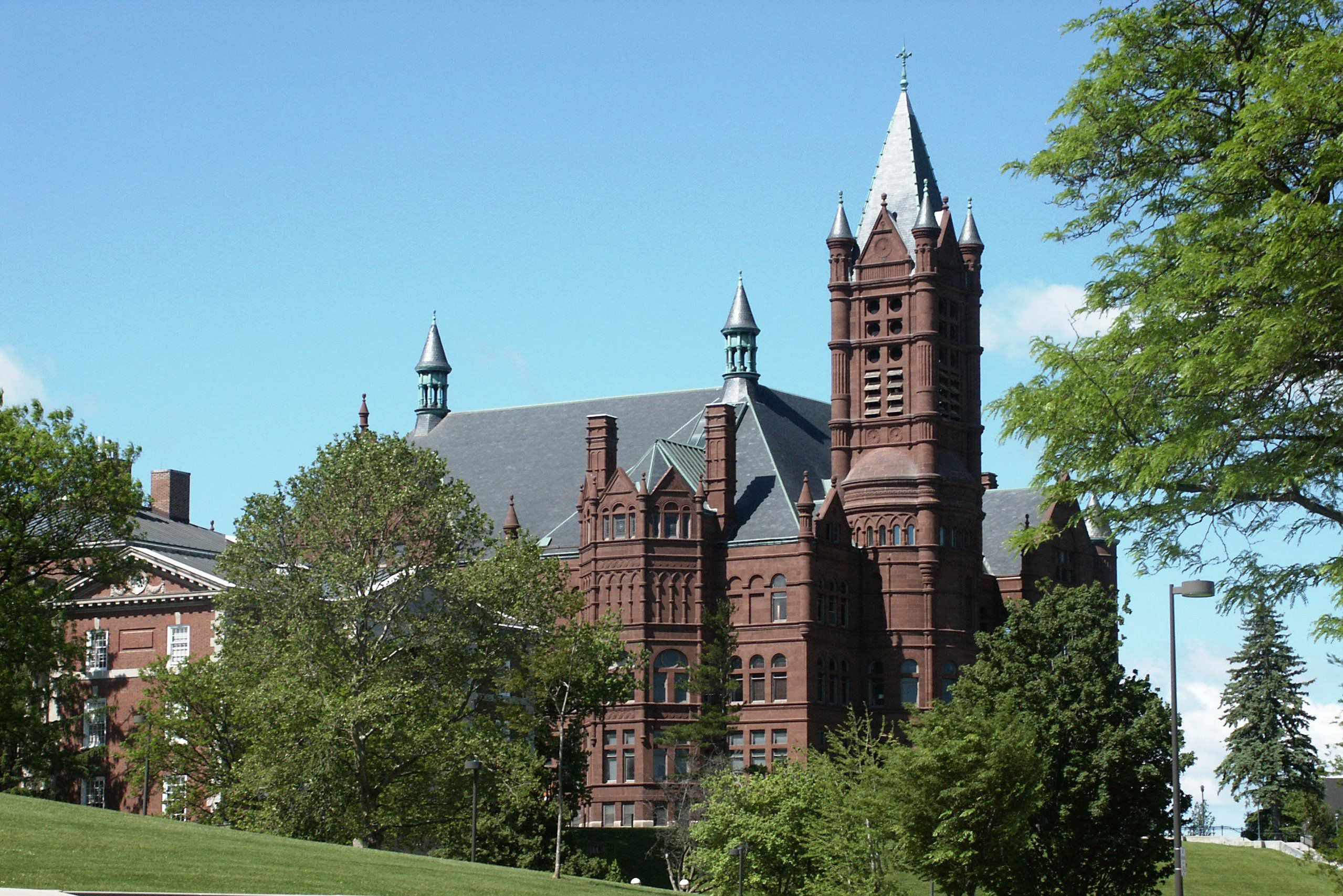 syracuse university essay An honors capstone can be anything  used her crown award capstone funding turn a two-year project into more than an essay:  syracuse university 900 south.