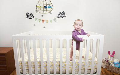 Is Your Antique Baby Crib Safe to Use?