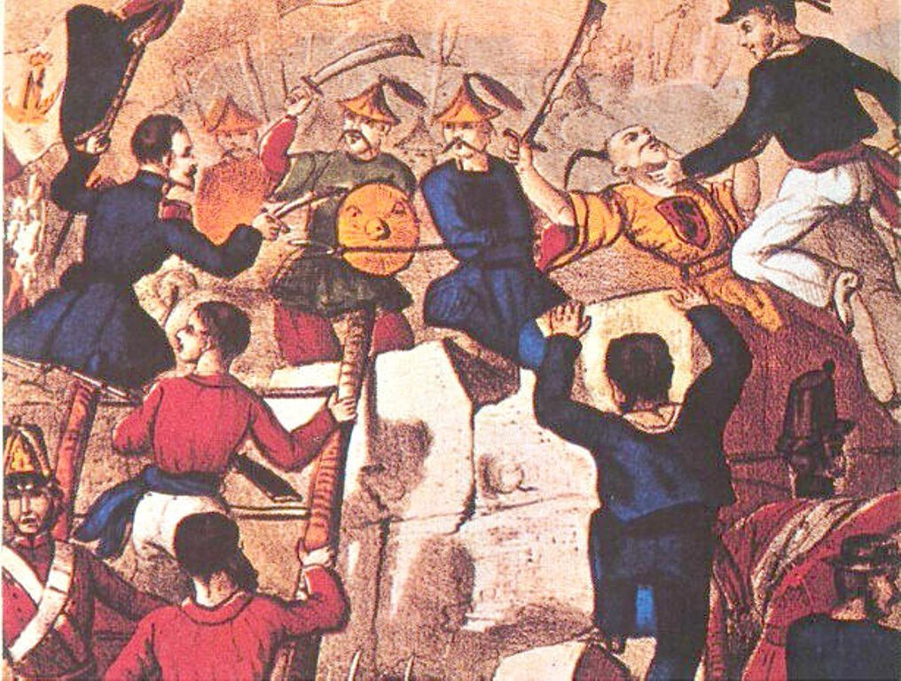 the second opium war The second opium war began in 1856 for reasons just as petty as the first war  the chinese had still not allowed the british to enter the city of canton—though.