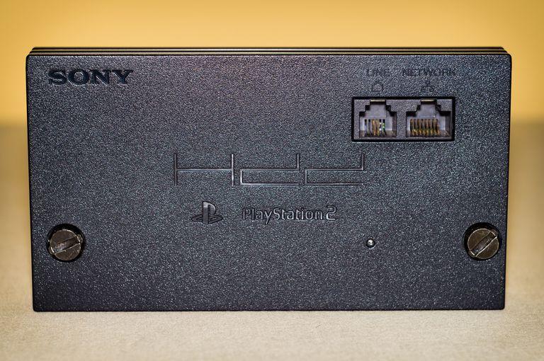 Sony Playstation 2 SCPH-5001 V9 - Adaptador de rede / Network Adaptor - SCPH-10281