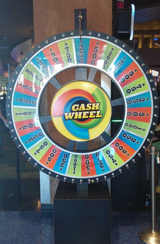 Cash Wheel