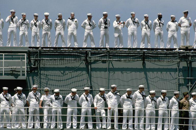 Sailors Returning Home