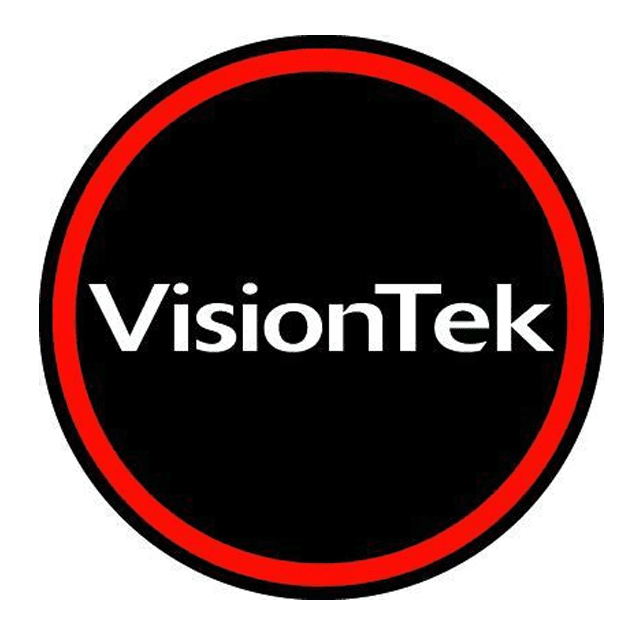Picture of a VisionTek logo
