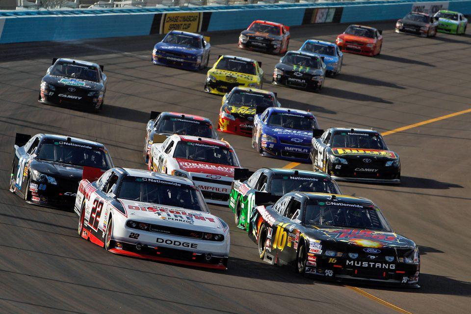 NASCAR in Phoenix