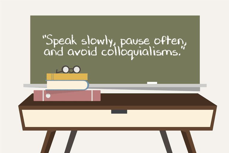 colloquialism quote