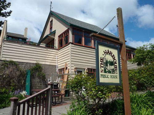 Harbor House Pub Bainbridge Island