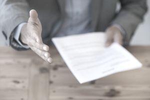 resume job hunting