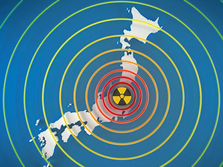 Fukushima nuclear reactor radioactive iodine exposure thyroid cancer