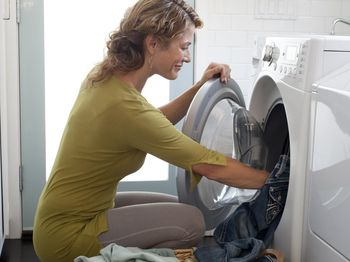 How To Clean A Front Load Washer To Prevent Odor