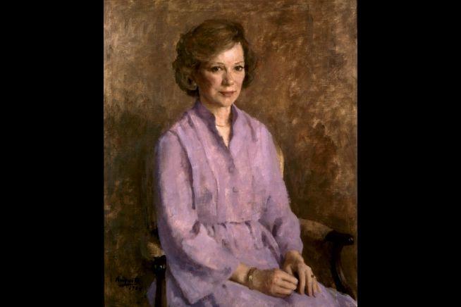 Rosalynn Carter Portrait