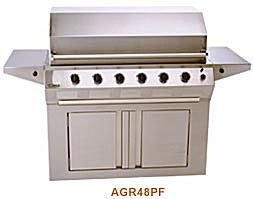 Altima 48-Inch Freestanding Gas Grill