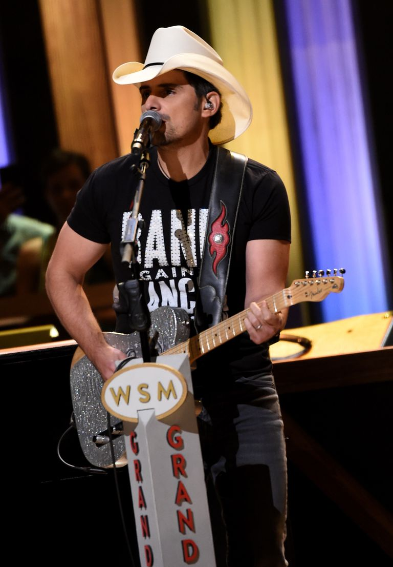 Brad Paisley & Special Guests Support Band Against Cancer With Sarah Cannon On A Special Sunday Night Opry Performance
