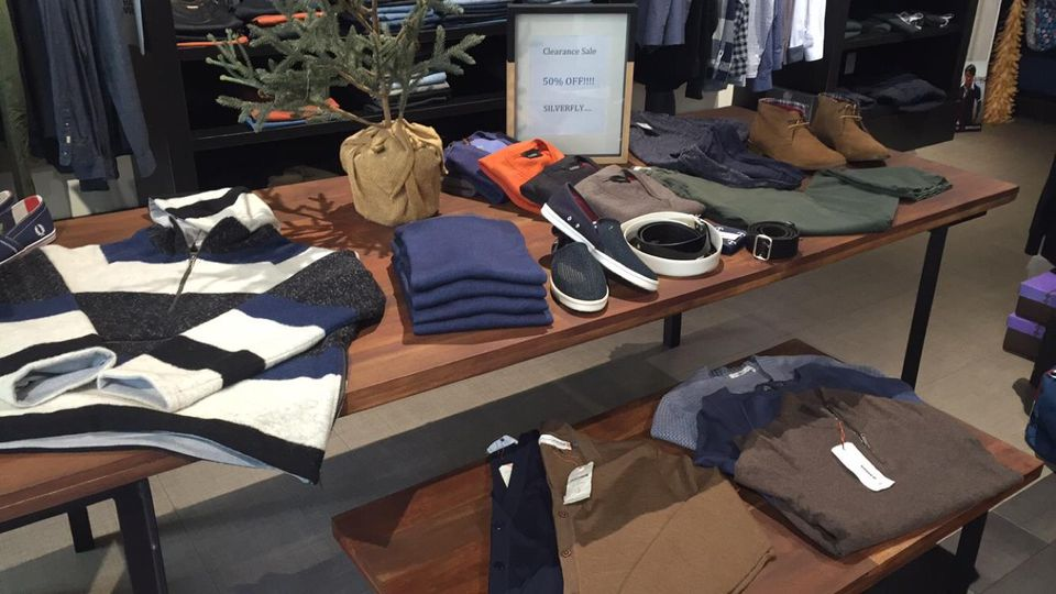 SILVERFLY - Men's Boutiques in Charlotte