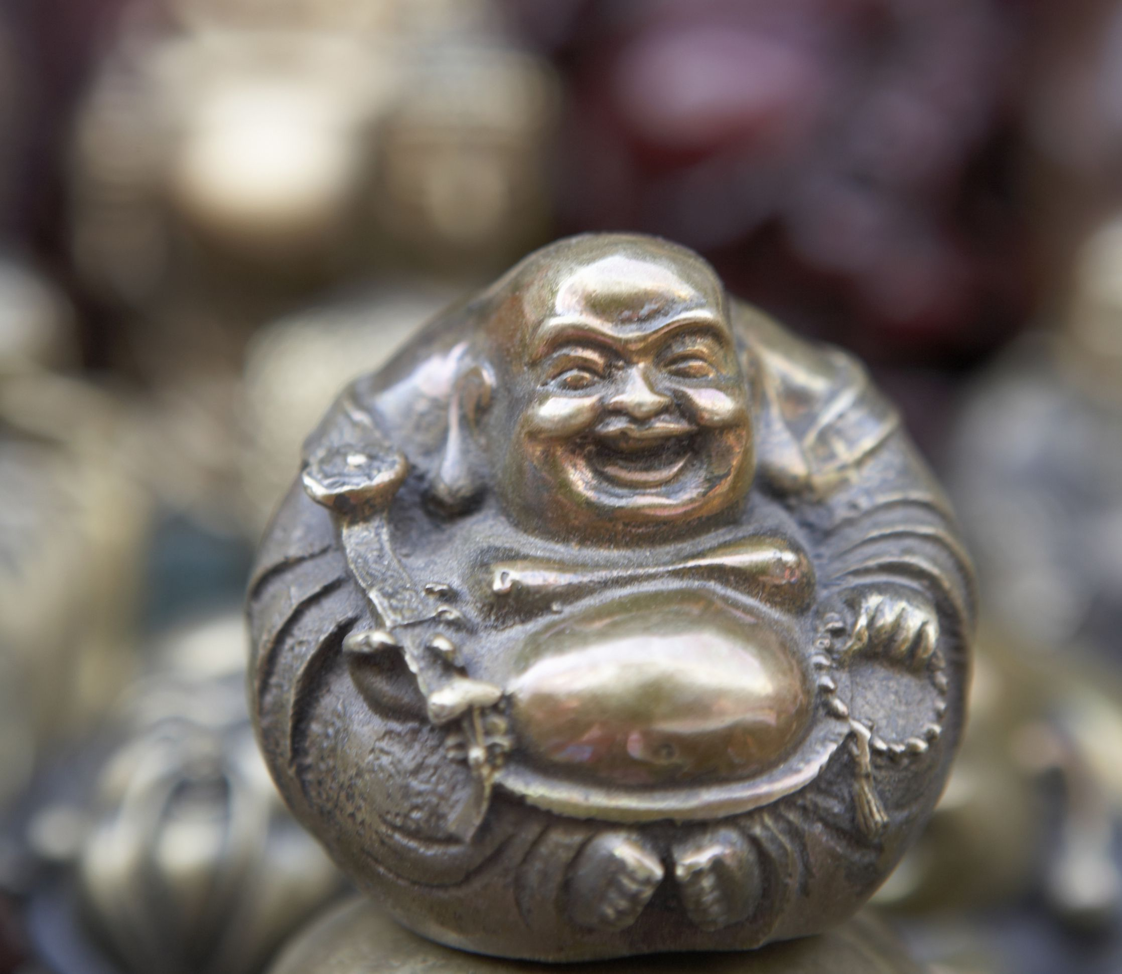 The Laughing Buddha Use As A Feng Shui Cure