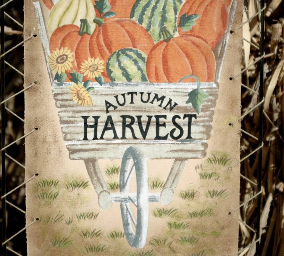 Thanksgiving and Harvest Time in Reno, Nevada.