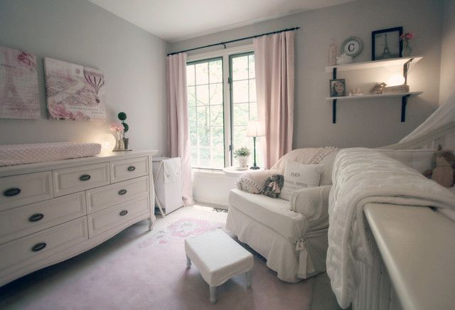 7 Inspiring Kid Room Color Options For Your Little Ones: Calming Nursery Colors