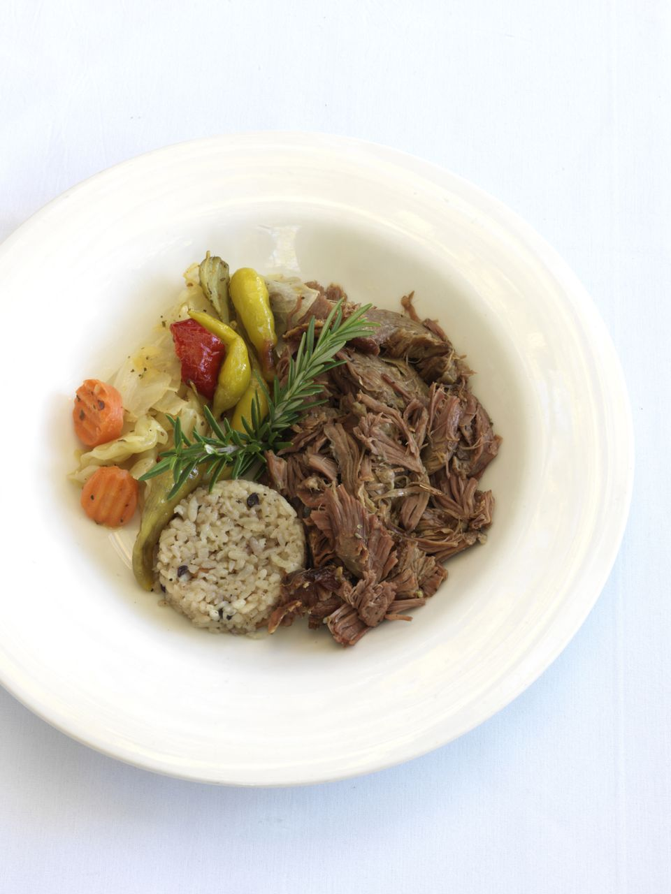 'Kavurma' is lamb slow cooked in its own juices until it melts in your mouth.