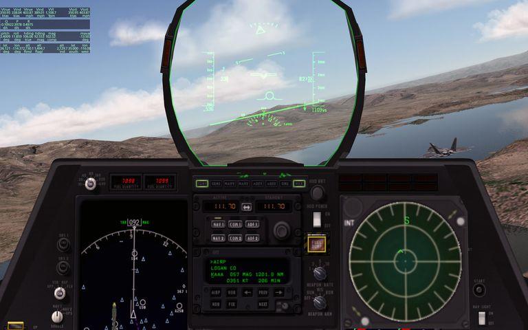 x plane flight simulator
