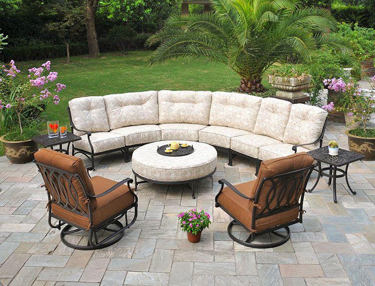 The best outdoor patio furniture brands for Alumont outdoor furniture