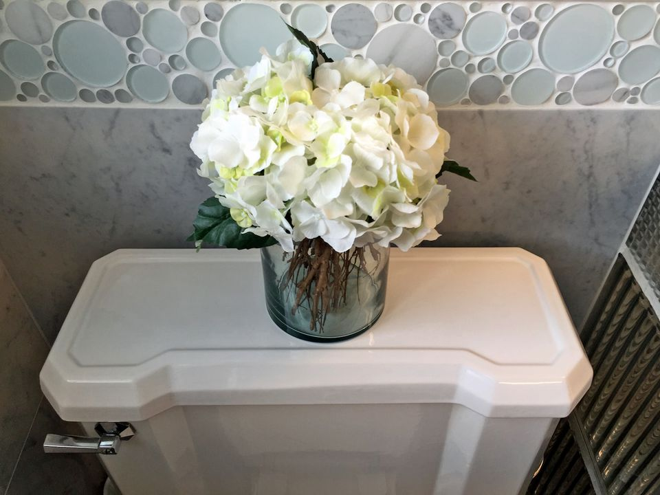 install a toilet flange extender