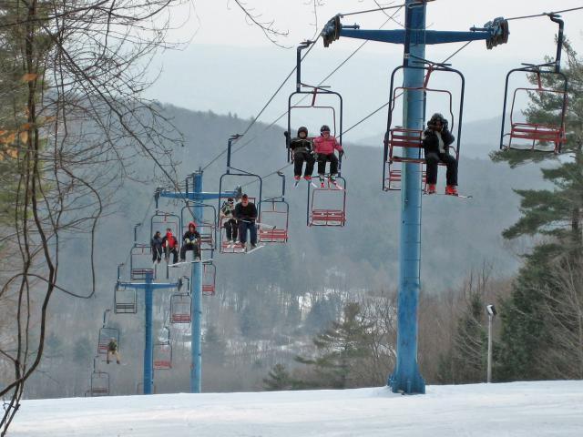 Blandford Ski Lift