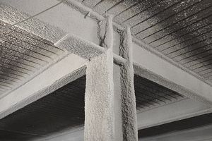 Fireproofing Methods For Structural Steel