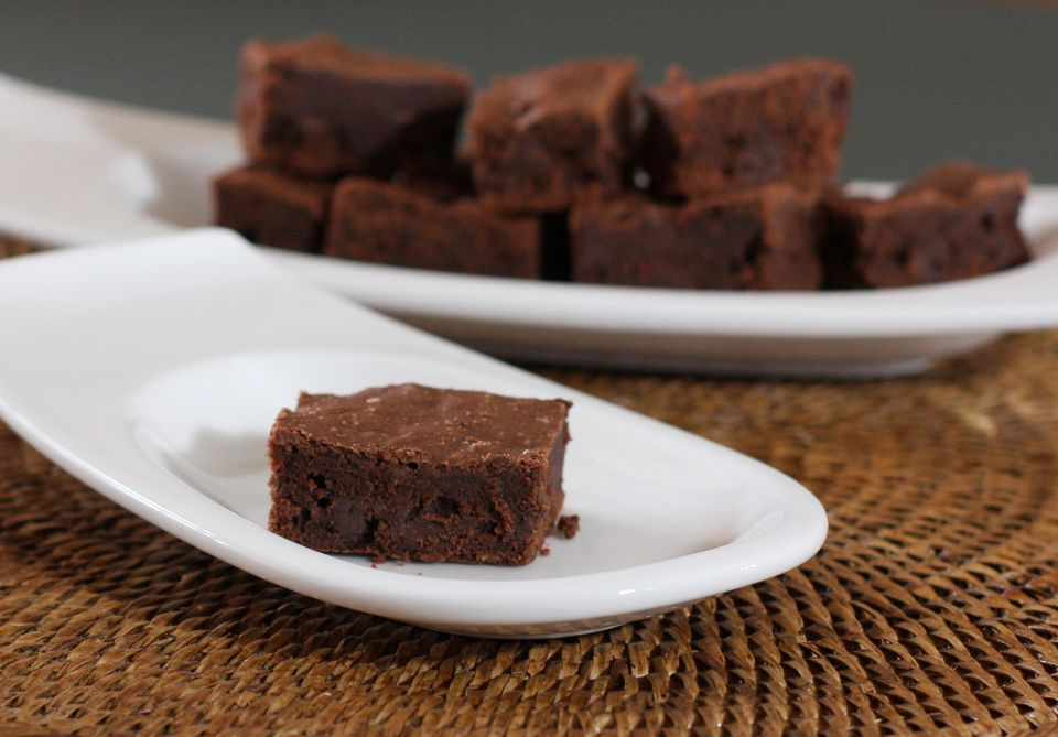 Semisweet Brownies Recipe