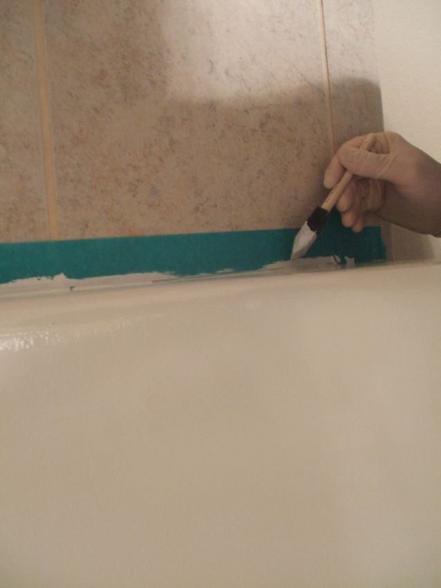 Refinish Bathtub or Shower Yourself - Overview
