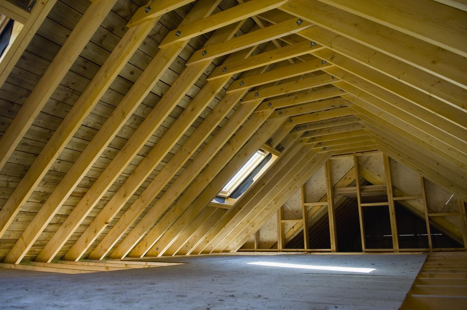 Repel rodents and birds with attic vent screening for Utilizing attic space