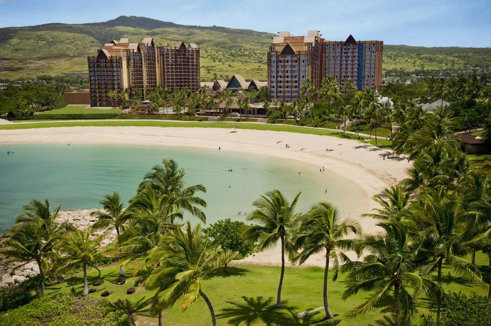 Photo courtesy of Aulani Disney Resort & Spa, Ko Olina, Hawai'i.