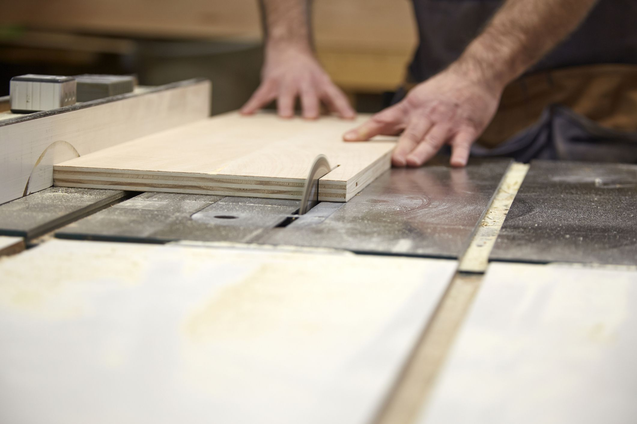 Will a Stacked Dado Blade Fit on Your Table Saw