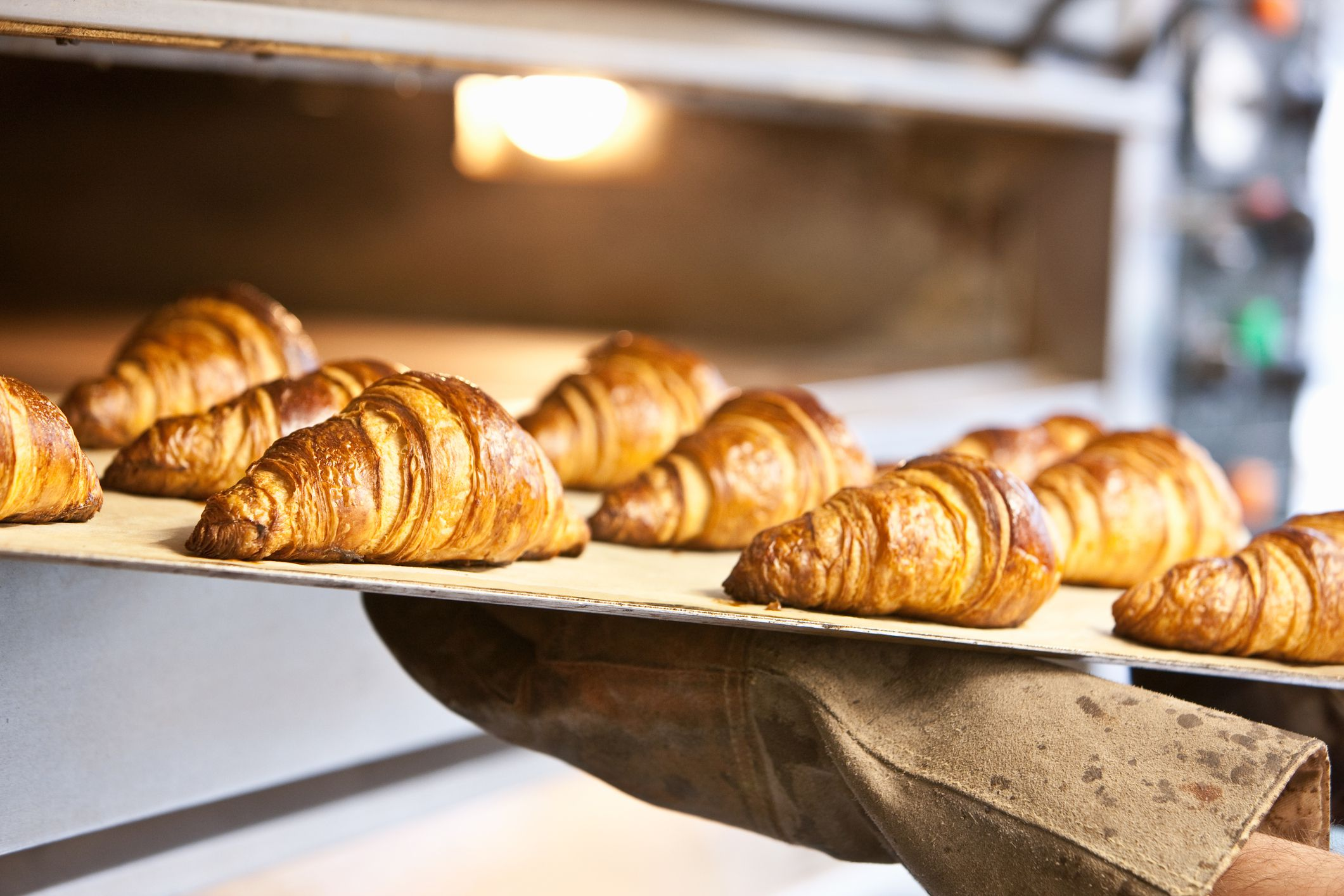 classic french cheese croissants recipe