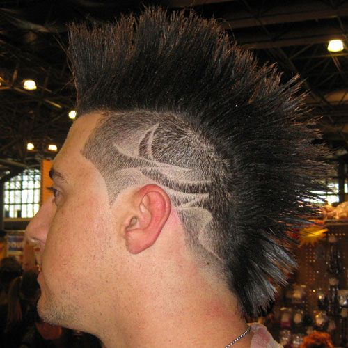Pictures Of Mens Trendy Design Haircuts - Hairstyle design pictures
