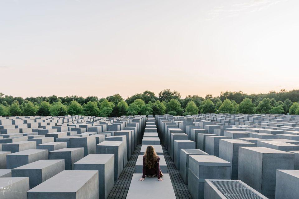 Berlin holocaust memorial @canipel / Twenty20