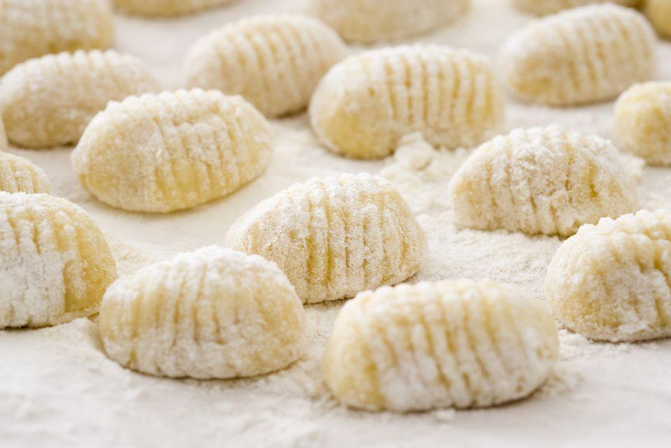 Fresh Homemade Gnocchi