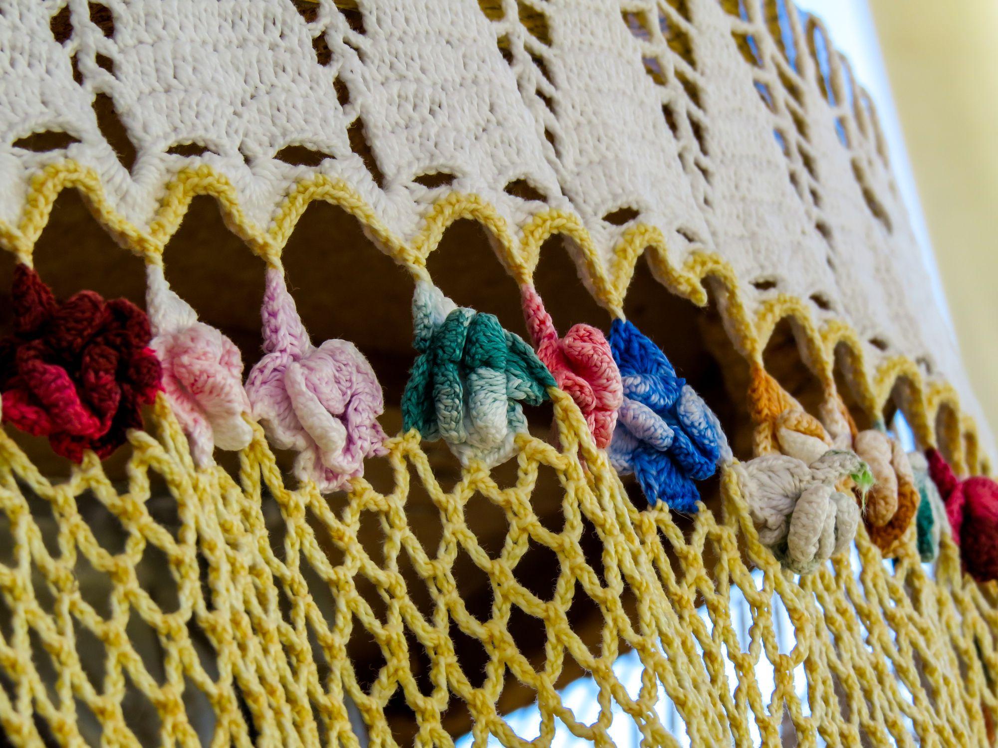 Easy free crochet lapghan pattern quick project solid shell stitch towel topper free crochet pattern bankloansurffo Gallery