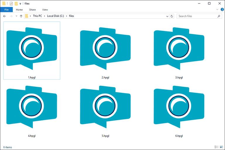 HPGL Files