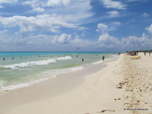 Playacar Beach