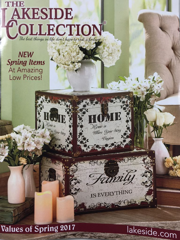 Request A Free The Lakeside Collection Catalog