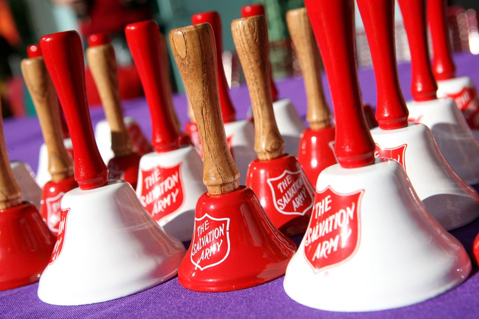 The 20th Annual Salvation Army Celebrity/Rotary Bell 'Ring In' the Holiday Season