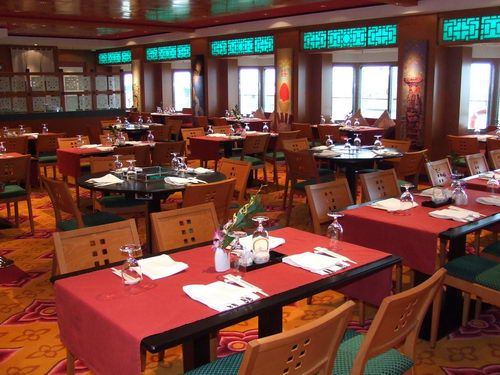 Norwegian Pearl Cruise Ship Dining And Cuisine
