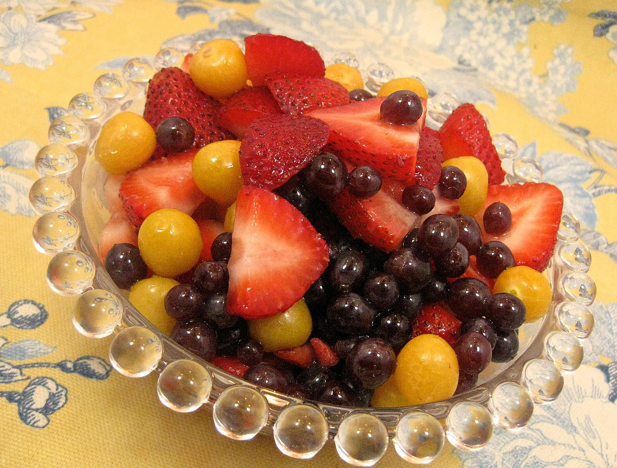 Fruits and Ve ables Preparation Guide Letters A G