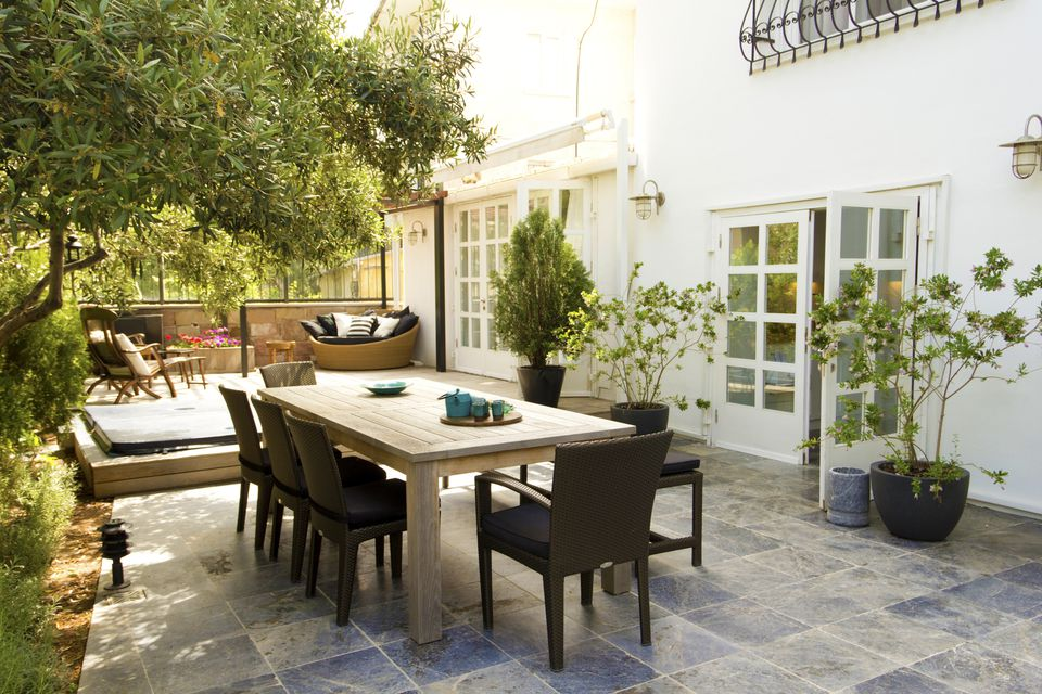 how to grout tile for outdoor patios